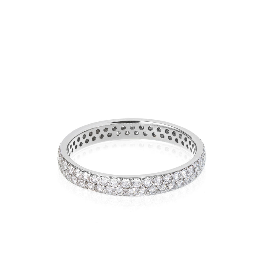 The5thC_Ring_Autumn_18k white gold diamond round brilliant diamonds