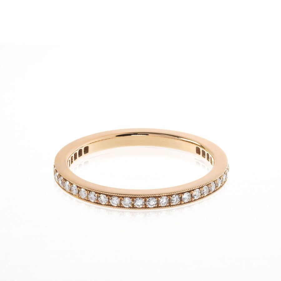 The5thC_Ring_Olivia_18k rose gold diamond round brilliant diamonds