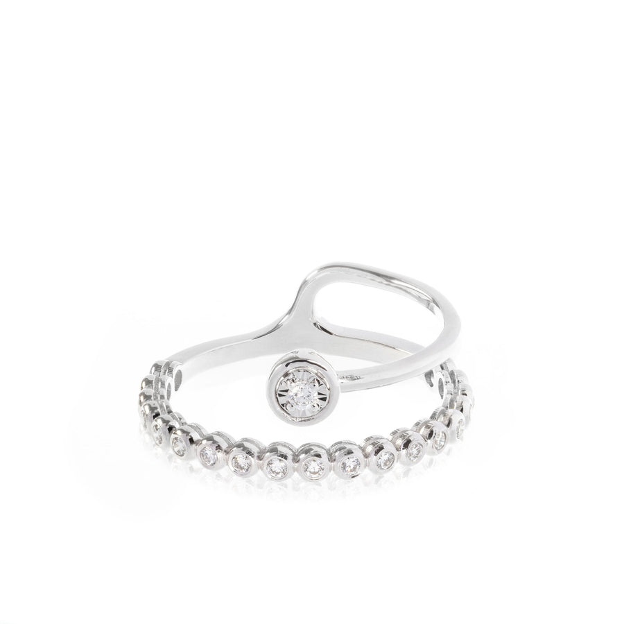 The5thC_Ring_Zoe_18k white gold diamond round brilliant diamonds