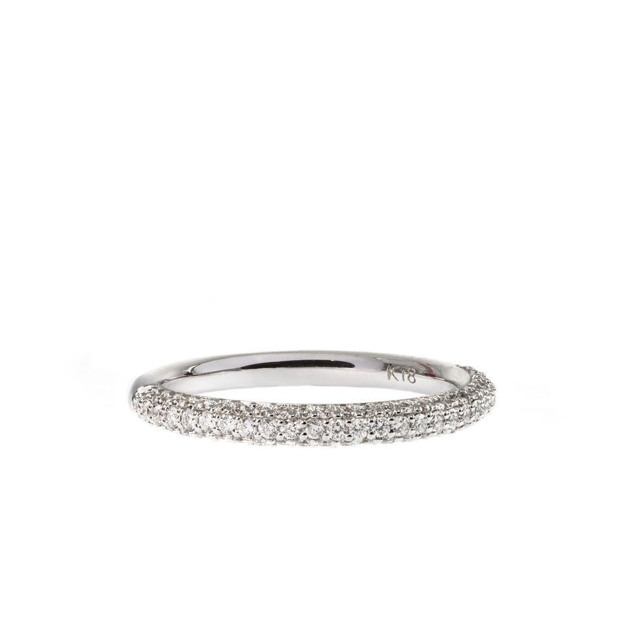 SERENITY White Gold Diamond Ring