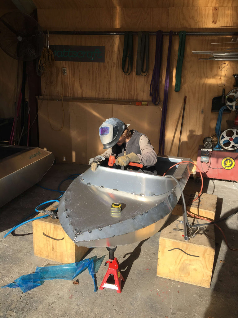 Meet New Zealand S Kitset Jet Boat Builder Wattscraft