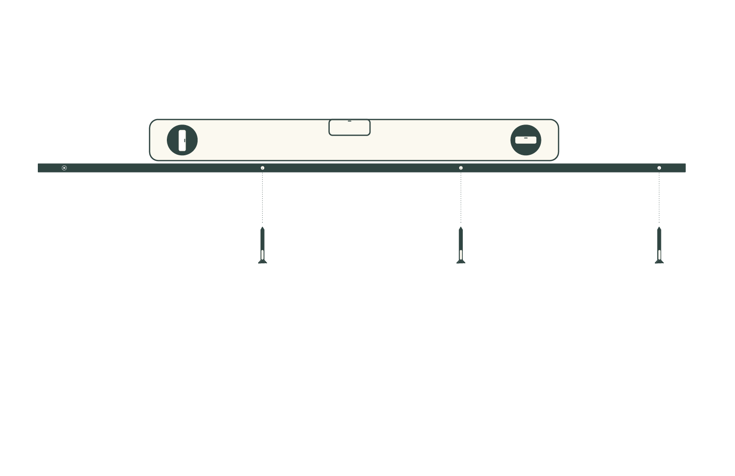 Step 3 Level + Position