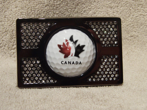 Golf Canada -Rhinestone Finish