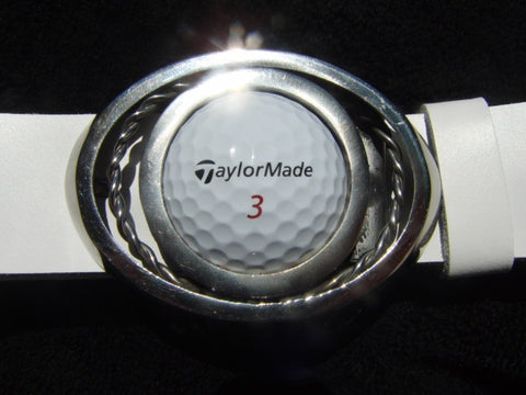 Golf Ball Buckle - The Original Design