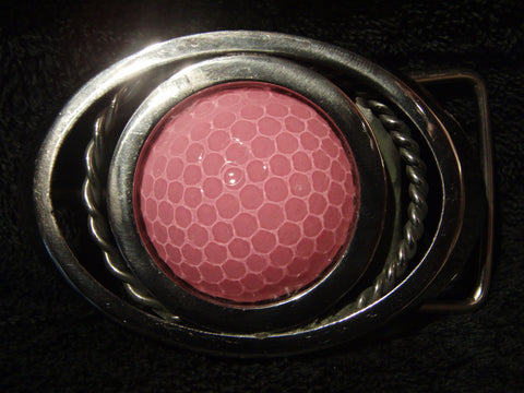The Pink Collection - Golf Ball Buckle