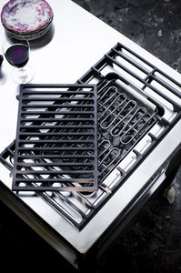 ELECTRIC GRILL WITH CAST IRON GRID 5641/GE-CL