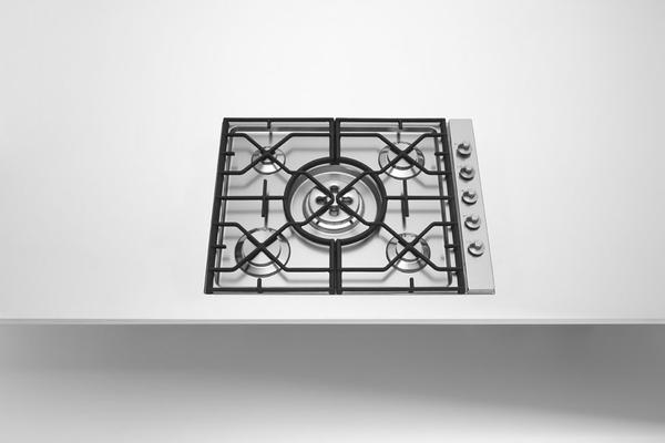 BUILT-IN HOBS WITH CAST IRON GRID 5674/4GTC-CL
