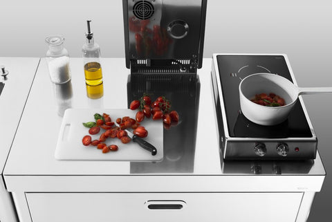 FLIP-UP INDUCTION HOB - R 30/2EI