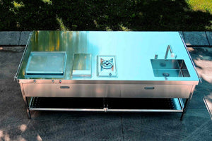 OUTDOOR KITCHEN UNIT 250