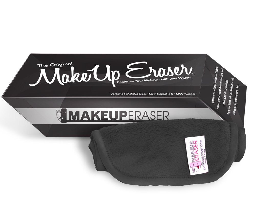 MAKEUP ERASER BLACK