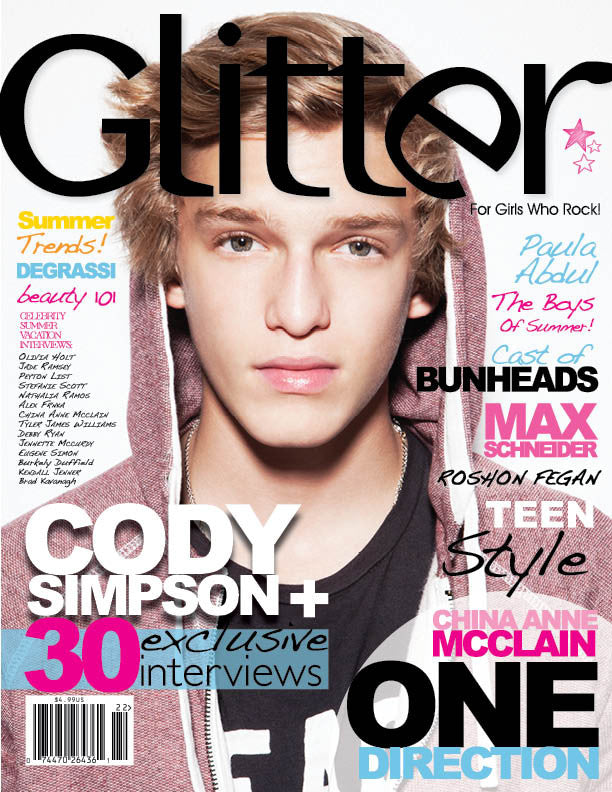 Summer 2012 Cody Simpson