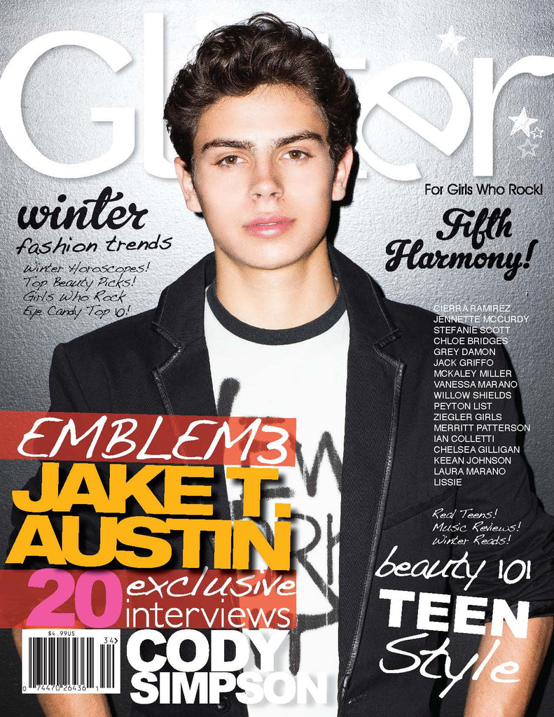Winter 2013 Jake T. Austin