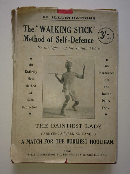 (Sherlockiana) The Walking-Stick Method Of Self Defence By An Officer Of The Indian Police