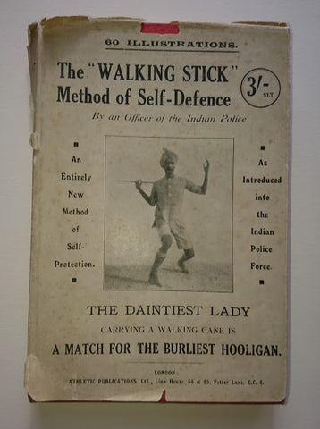 Herbert Gordon Lang - (Sherlockiana) The Walking-Stick Method Of Self Defence By An Officer Of The Indian Police