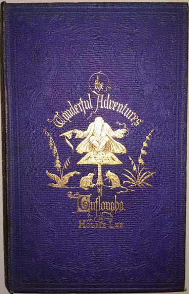 LEIGHTON BINDING: The Wonderful Adventures Of Tuflongbo And His Elfin Company by Holme Lee, 1861