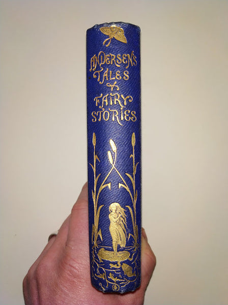 Tales And Fairy Stories by Hans Christian Andersen translated by Madame de Chatelain, 1853