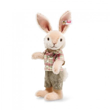 Steiff Rabbit Boy: 006517 Size 22cm Tall Limited Edition of 1000