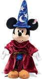 Steiff Mohair Disney Sorcerer's Apprentice Mickey Mouse 354397: Size 30cm Tall Limited Edition of 1940