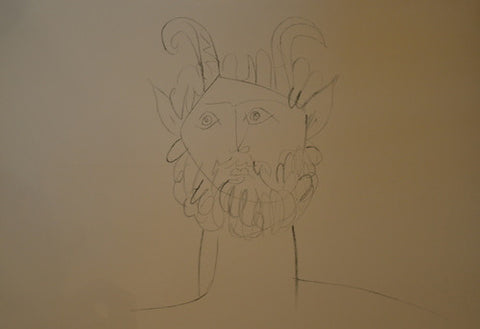 Pablo Picasso - Mes Dessins D'Antibes: III