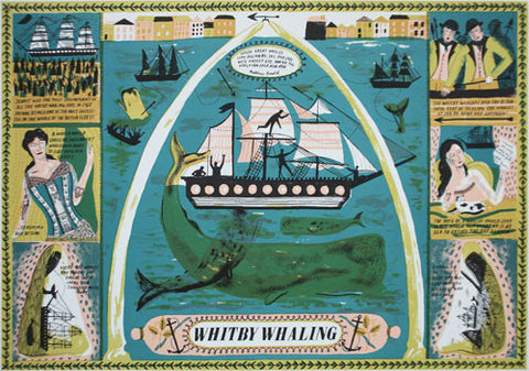 Alice Pattullo - Whitby Whaling