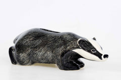 Quail - Badger Money Box