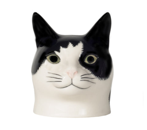 Quail - Cat Face Egg Cup: Barney