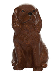 Quail - Cavalier King Charles Ruby Money Box