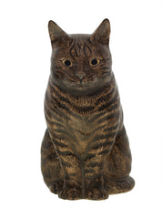 Quail - Cat Money Box: Clementine