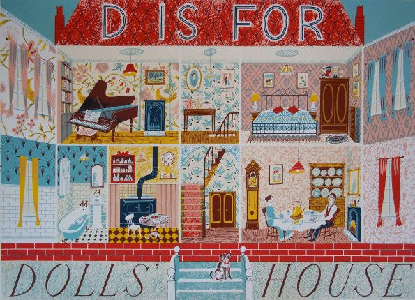 D is for Dolls House