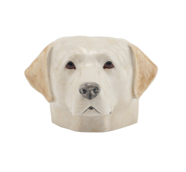 Face Egg Cup: Golden Retriever