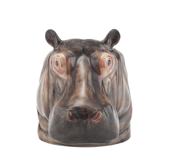 Hippo Face Egg Cup