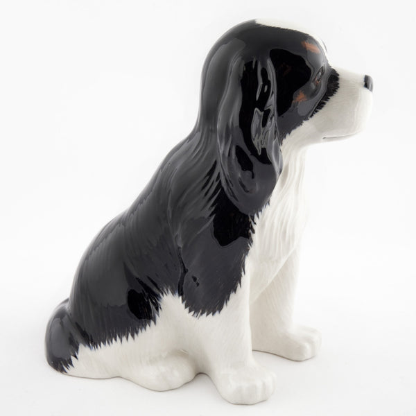 Cavalier King Charles Tricolour Money Box