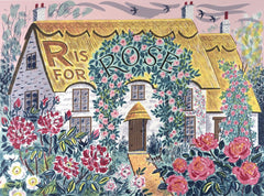 Emily Sutton - R is for Rose