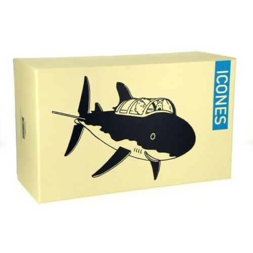 Tintin Icones: The Shark Submarine (Sous Marin) Limited Edition