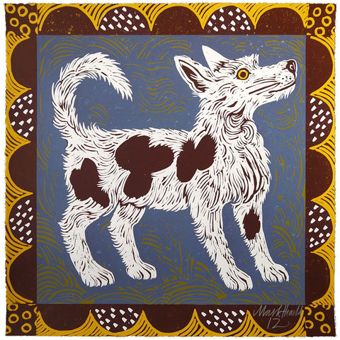 Mark Hearld - Tollie Dog