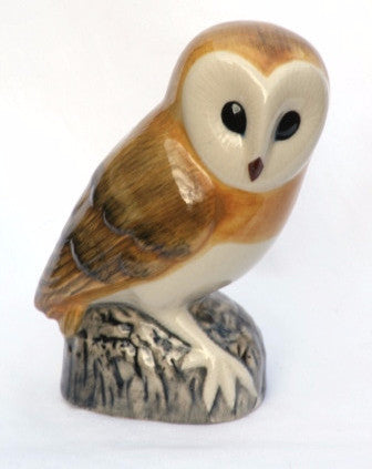Barn Owl Money Box