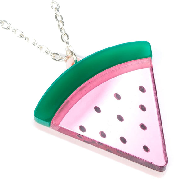 Beach Life Watermelon Necklace