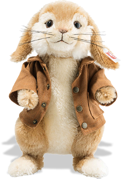 Steiff Beatrix Potter: Benjamin Bunny: 355266 Size 26cm Tall Limited Edition of 2000