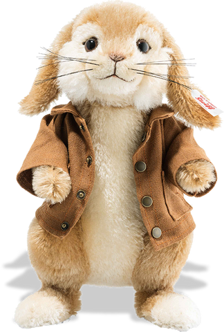 Margarete Steiff - Steiff Beatrix Potter: Benjamin Bunny: 355266 Size 26cm Tall Limited Edition of 2000
