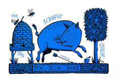 Paul Bommer - The Blue Boar