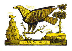 Paul Bommer - The Golden Eagle