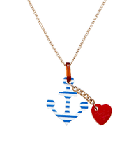 Tatty Devine - Breton Anchor Necklace