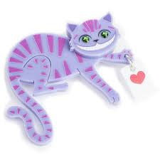 Alice in Wonderland - Cheshire Cat Brooch