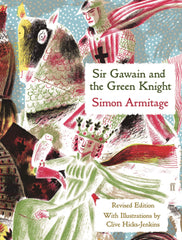 Clive Hicks-Jenkins - Sir Gawain and the Green Knight