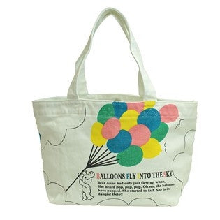 Shinzi Katoh - 'Balloons' Tote Bag by Shinzi Katoh