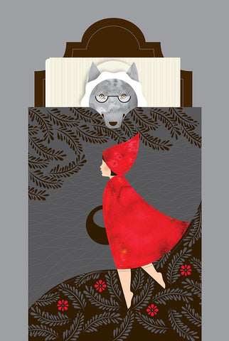 Eleanor Grosch - Little Red Riding Hood