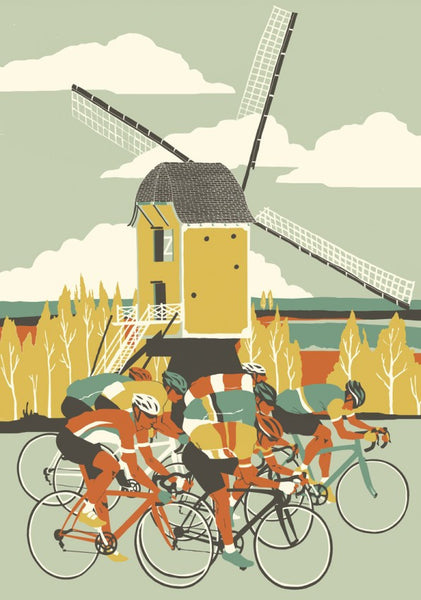 Spring Classics: Amstel Gold by Eliza Southwood