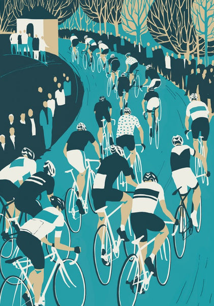 Spring Classics: Fleche Wallonne by Eliza Southwood
