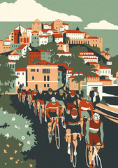 Eliza Southwood - Spring Classics: Milan San Remo by Eliza Southwood