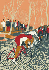 Eliza Southwood - Spring Classics: Tour Of Flanders by Eliza Southwood